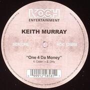12inch Vinyl Single - Keith Murray - One 4 Da Money