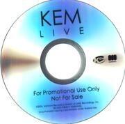 CD - Kem - Live - PROMO