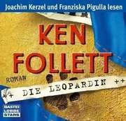 CD-Box - Ken Follett - Die Leopardin