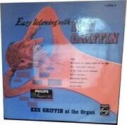 10'' - Ken Griffin - Easy Listening With Ken Griffin