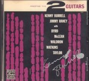 CD - Kenny Burrell / Jimmy Raney With Donald Byrd , Jackie McLean , Mal Waldron , Doug Watkins , Art Tay - 2 Guitars - Signed