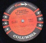 LP - Kenny Burrell - Weaver Of Dreams - Still sealed