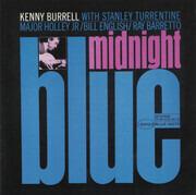 CD - Kenny Burrell - Midnight Blue