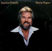 LP - Kenny Rogers - Daytime Friends