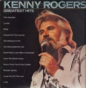 LP - Kenny Rogers - Greatest Hits