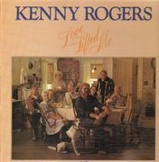 LP - Kenny Rogers - Love Lifted Me
