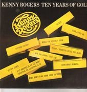 LP - Kenny Rogers - Ten Years Of Gold