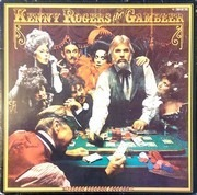 LP - Kenny Rogers - The Gambler