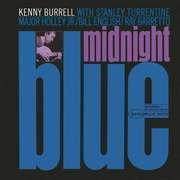 LP - Kenny Burrell - Midnight Blue - HQ-Vinyl