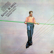 LP - Kenny Burrell With Frank Wess - Monday Stroll