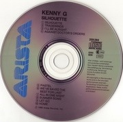 CD - Kenny G - Silhouette