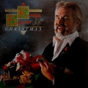 LP - Kenny Rogers - Christmas