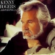 LP - Kenny Rogers - What About Me? - FT. KIM CARNES/JAMES INGRAM =CUT COPIES=