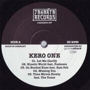 LP - Kero One - Kinetic World