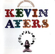 CD - Kevin Ayers - Banana Productions - The Best Of Kevin Ayers