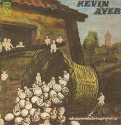 LP - Kevin Ayers - Whatevershebringswesing - smooth gatefold, EMI Records Ltd.