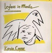 LP - Kevin Coyne - Legless In Manila