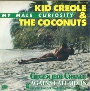 7inch Vinyl Single - Kid Creole And The Coconuts - My Male Curiosity