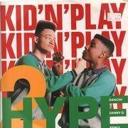 12inch Vinyl Single - Kid 'N' Play - 2 Hype
