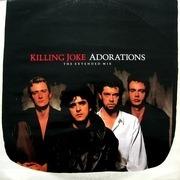 12inch Vinyl Single - Killing Joke - Adorations (The Extended Mix)