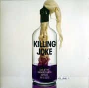 2 x 12inch Vinyl Single - Killing Joke - Live At The Hammersmith Apollo 16.10.2010 Volume 1 - White. Still Sealed