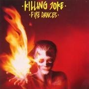 CD - Killing Joke - Fire Dances
