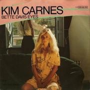 7inch Vinyl Single - Kim Carnes - Bette Davis Eyes
