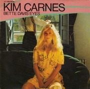 7inch Vinyl Single - Kim Carnes - Bette Davis Eyes