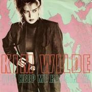 7inch Vinyl Single - Kim Wilde - You Keep Me Hangin' On
