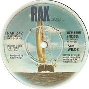 7inch Vinyl Single - Kim Wilde - View From A Bridge