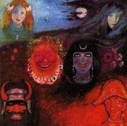 CD - King Crimson - In the Wake of poseidon