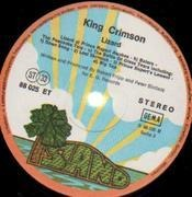 LP - King Crimson - Lizard - Gatefold sleeve