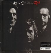 LP & MP3 - King Crimson - Red - 200g