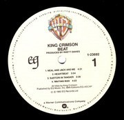LP - King Crimson - Beat