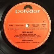 LP - King Crimson - Earthbound