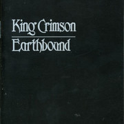 CD - King Crimson - Earthbound