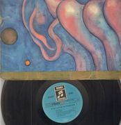 LP - King Crimson - In The Court Of The Crimson King - ORIGINAL GERMAN
