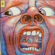 LP - King Crimson - In The Court Of The Crimson King (An Observation By King Crimson)