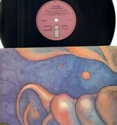 LP - King Crimson - In The Court Of The Crimson King - PINK ISLAND UK