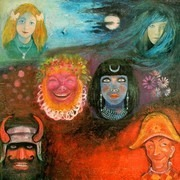 LP & MP3 - King Crimson - In The Wake Of Poseidon - 200-Gram