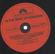 LP - King Crimson - In The Wake Of Poseidon - Textured Cover