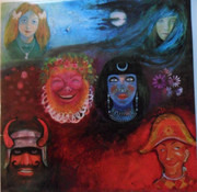 LP - King Crimson - In The Wake Of Poseidon