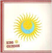 LP - King Crimson - Larks' Tongues In Aspic - original 1st german