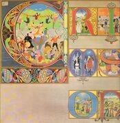 LP - King Crimson - Lizard - Original 1st UK, Pink Rim