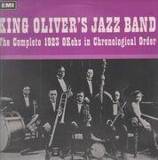 LP - King Oliver - King Oliver's Jazz Band
