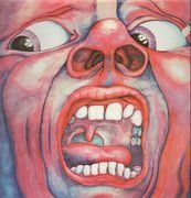 LP - King Crimson - In The Court Of The Crimson King