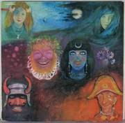 LP - King Crimson - In The Wake Of Poseidon - STATESIDE