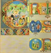 LP - King Crimson - Lizard - GERMAN ORIGINAL