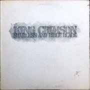 LP - King Crimson - Starless And Bible Black