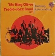 LP - King Oliver - The King Oliver Creole Jazz Band
